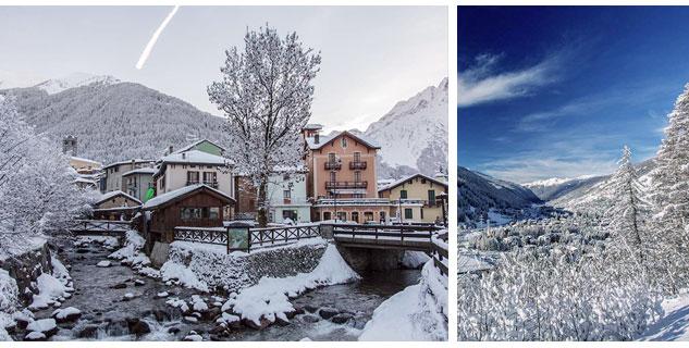 Vendita case in montagna a Ponte di Legno e Temù